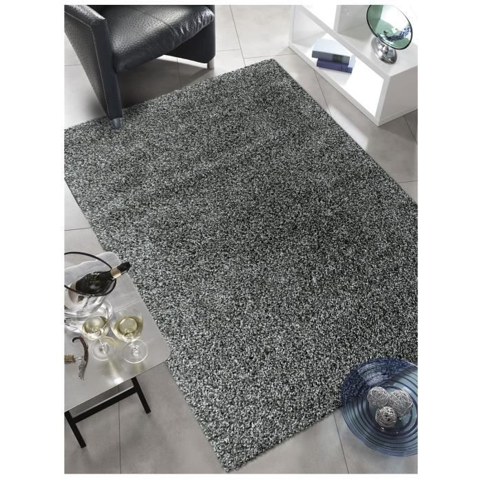tapis salon dezenco 1 gris 120x170 par dezenco tapis moderne achat vente tapis cdiscount. Black Bedroom Furniture Sets. Home Design Ideas