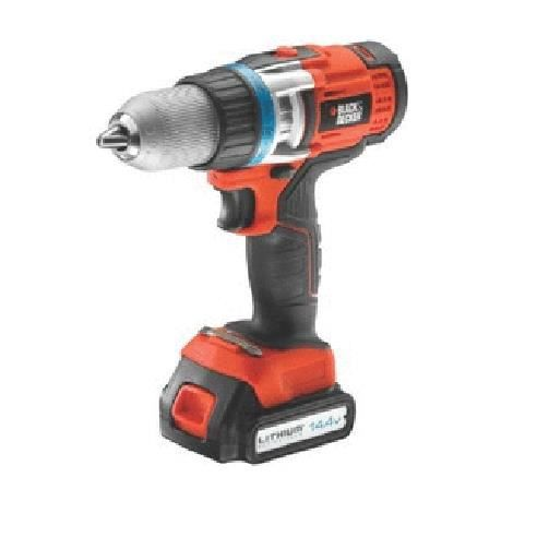 BATTERIE MACHINE OUTIL BLACK & DECKER EGBHP146K PERCEUSE VISSEUSE LITH…