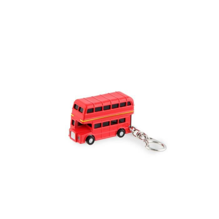 Porte cl s pepouze bus anglais achat vente porte cl s for Porte and anglais