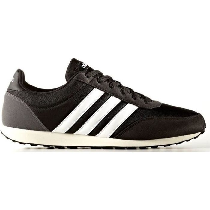 on feet shots of get online running shoes Adidas neo racer - Achat / Vente pas cher