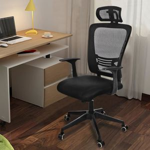 fauteuil de bureau avec repose tete achat vente pas cher. Black Bedroom Furniture Sets. Home Design Ideas