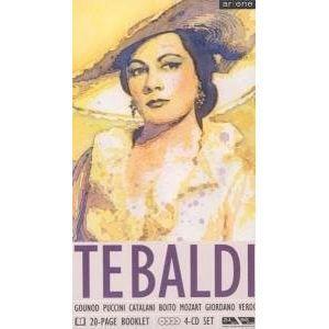 CD MUSIQUE CLASSIQUE Renata Tebaldi