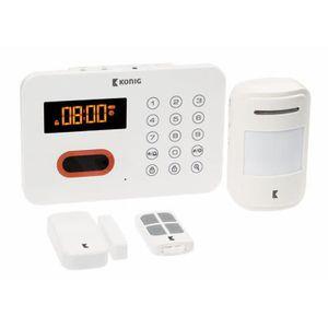 Systeme alarme maison sans fil