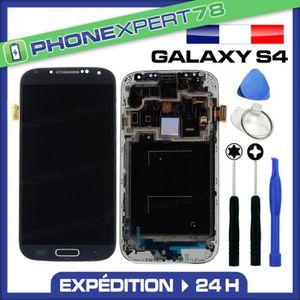 ECRAN DE TÉLÉPHONE Écran LCD Samsung Galaxy S4 i9505 LTE Noir 4G