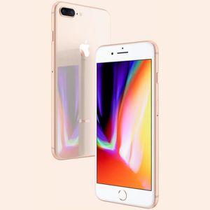 SMARTPHONE D'or--Pour Apple iPhone 8 Plus 64GB Occasion Déblo