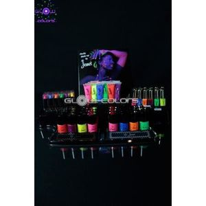 maquillage fluo achat vente pas cher cdiscount page 9. Black Bedroom Furniture Sets. Home Design Ideas