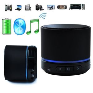 enceinte bluetooth portable puissante pour pc smartphone. Black Bedroom Furniture Sets. Home Design Ideas