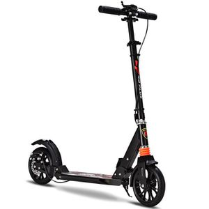 TROTTINETTE Trottinette Pliable Scooter Adultes Patinette 2 Ro