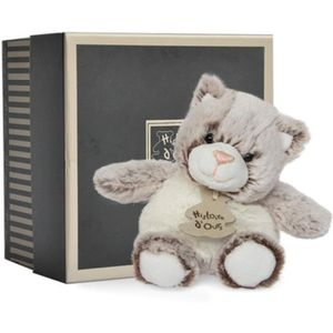 DOUDOU Histoire d'Ours - Chat / Chaton Boule Z'animoos 18