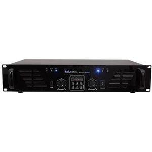 AMPLIFICATEUR HIFI IBIZA SOUND AMP300USB-BT Amplificateur de sonorisa