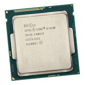 PROCESSEUR Processeur CPU Intel Core I3-4160 3.6Ghz 3Mo 5GT/s