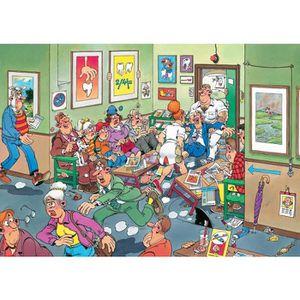 PUZZLE Puzzle 150 pièces : Chez le dentiste