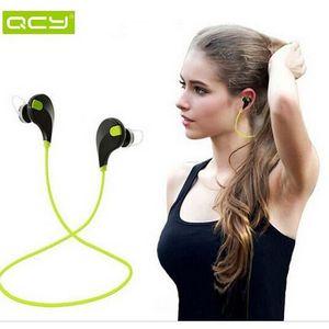 CASQUE - ÉCOUTEURS QCY QY7 Bluetooth 4.1 casque écouteurs sport earph