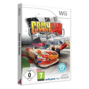 JEUX WII Crash car racer