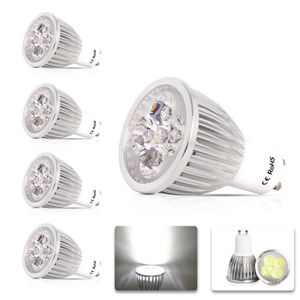 AMPOULE - LED 4X GU10 Ampoule LED 5W Dimmable Ampoule Lampe Supe