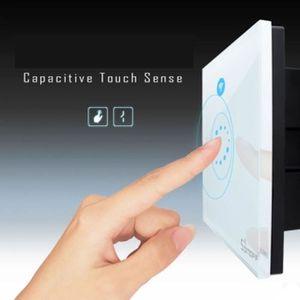 INTERRUPTEUR Sonoff Wifi Interrupteur Mural Tactile Wifi LED In