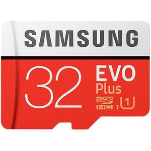 CARTE MÉMOIRE Samsung EVO Plus MB-MC32G - carte mémoire flash -