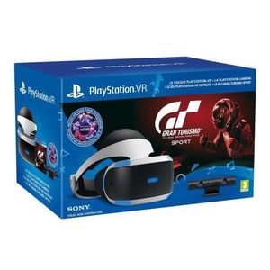 CONSOLE PS4 PLAYSTATION VR V2 + CAMERA + GT SPORT+ VR WORLDS