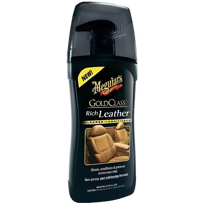 Nettoyage et entretien du cuir Meguiars 400 ml