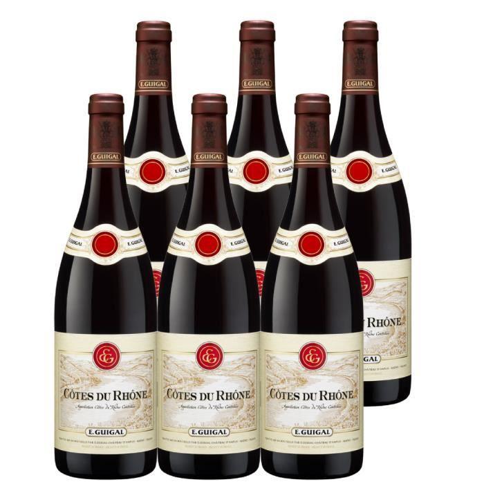 E. Guigal - Côtes du Rhône - Rouge 2016 - 75cl