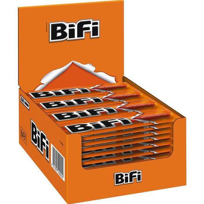 Bifi Original Saucisse Snack 40 x 25g