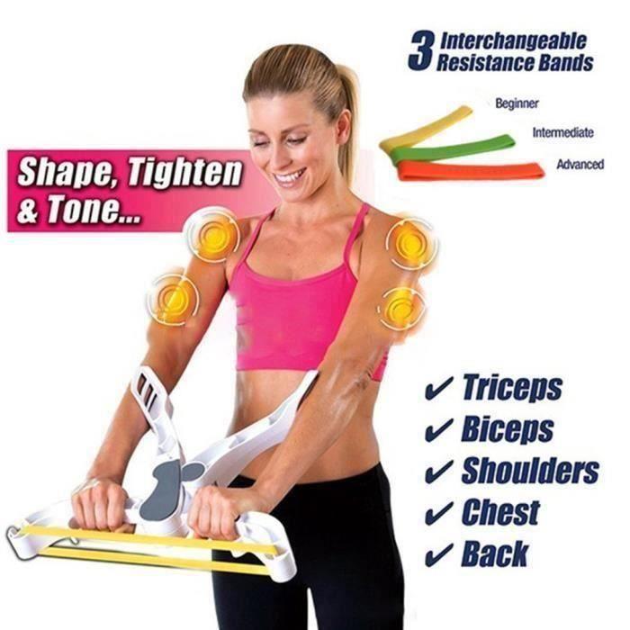 Appareil de musculation avant-bras poignet exerciseur force équipement de fitness bras blaster