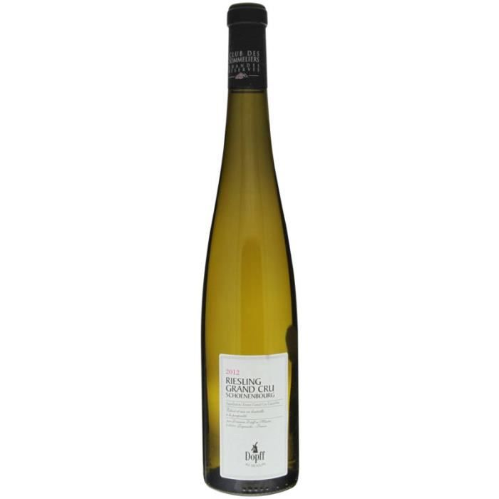 Dopff 2012 Riesling - Vin blanc d'Alsace