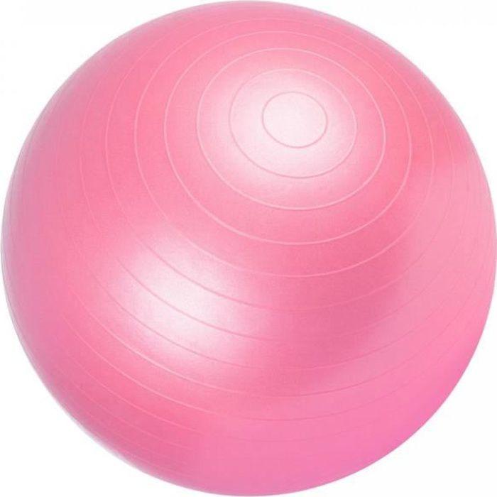 Swiss ball - Ballon de gym 55cm fuchsia