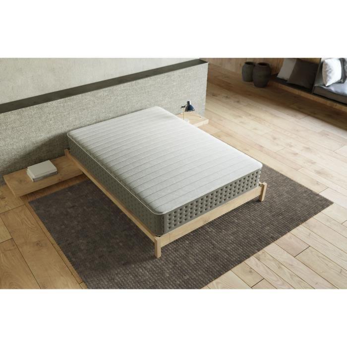Matelas Visco-ergonomique - Épaisseur 30 cm (90x200)