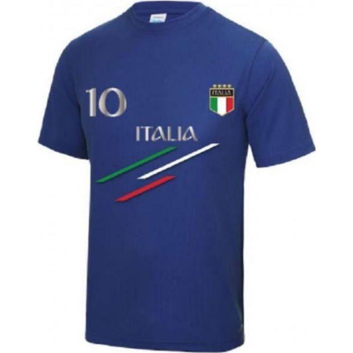 Maillot - Tee shirt de foot Italie