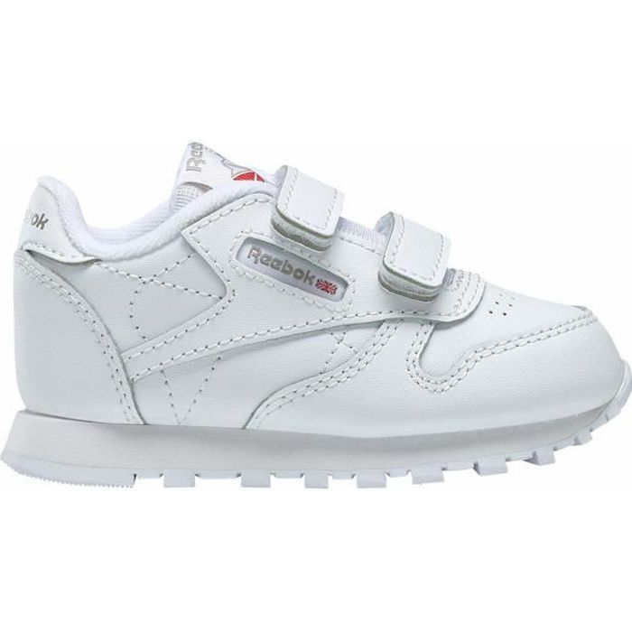 Reebok Unisex baskets en couleur Blanc - Taille 20