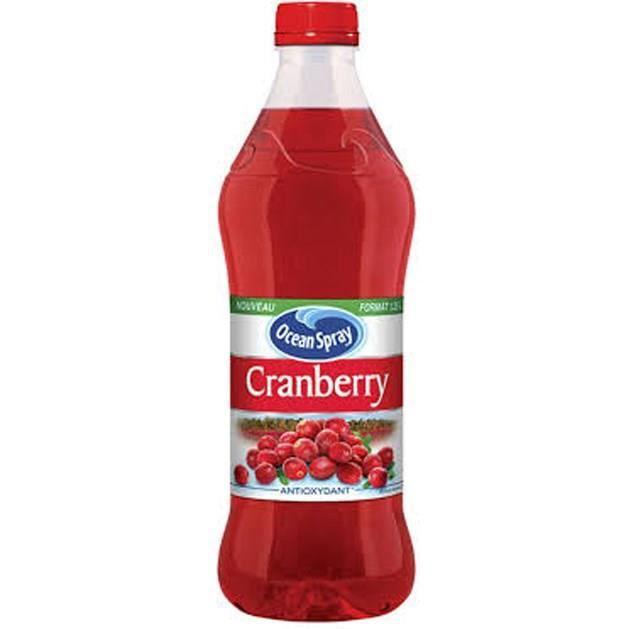 Boisson cranberry 1.25 l Ocean Spray