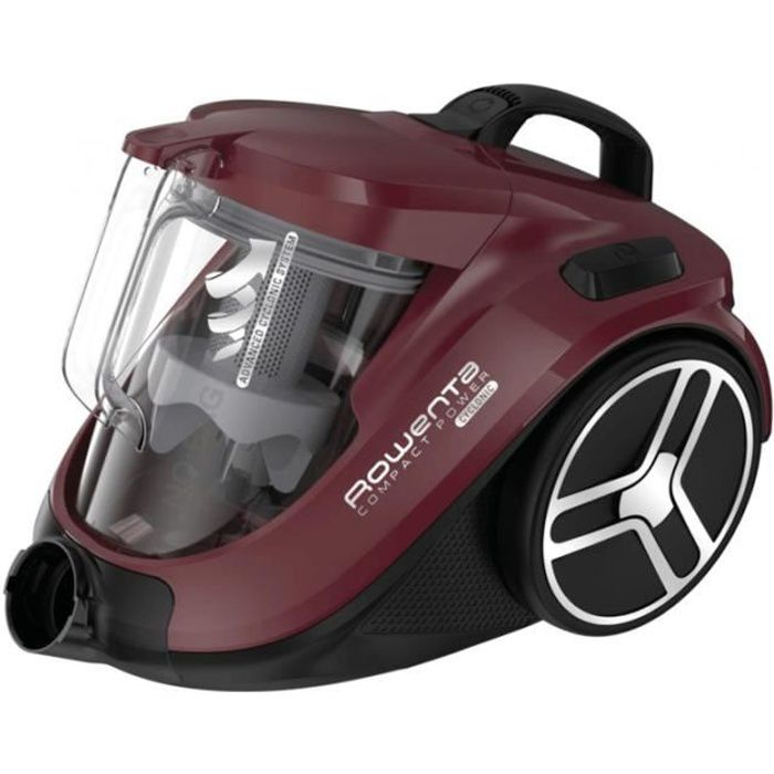 COMPACT POWER CYCLONIC DARKRED RO3733EA