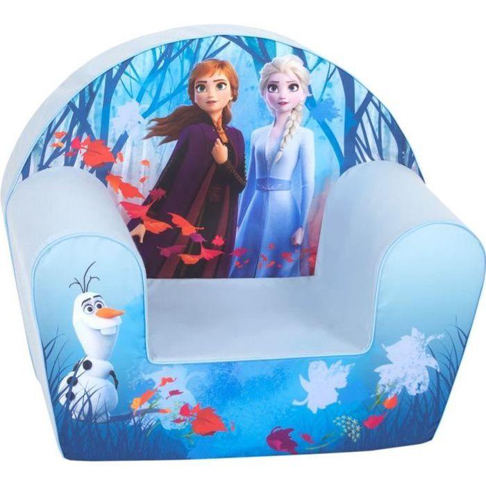 Disney - Reine des neiges 2 Fauteuil Bleu