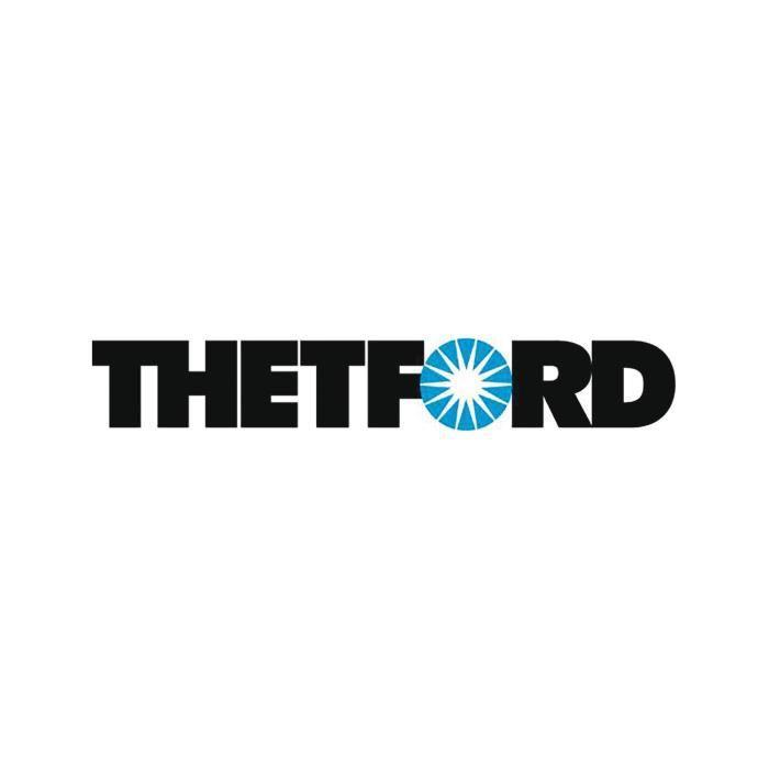 THETFORD Portillon plastique - Version 3 - Noir