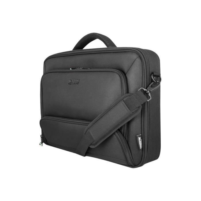 Urban Factory MIXEE Clamshell Case Sacoche pour ordinateur portable 15.6- noir