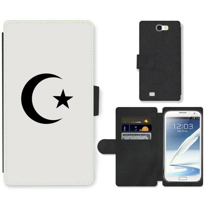 HOUSSE TABLETTE TACTILE Portefeuille en cuir PU, étui pour téléphone // Q0