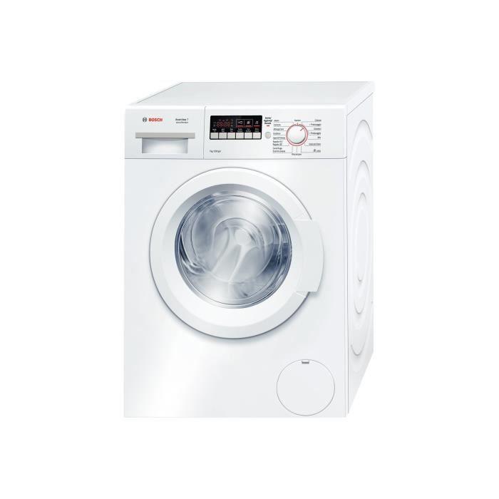 bosch avantixx 7 varioperfect wak24267it machine à laver