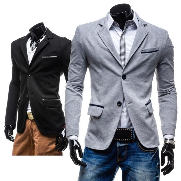 casual veste de costume pour hommes gris clair gris clair achat vente gilet de costume. Black Bedroom Furniture Sets. Home Design Ideas