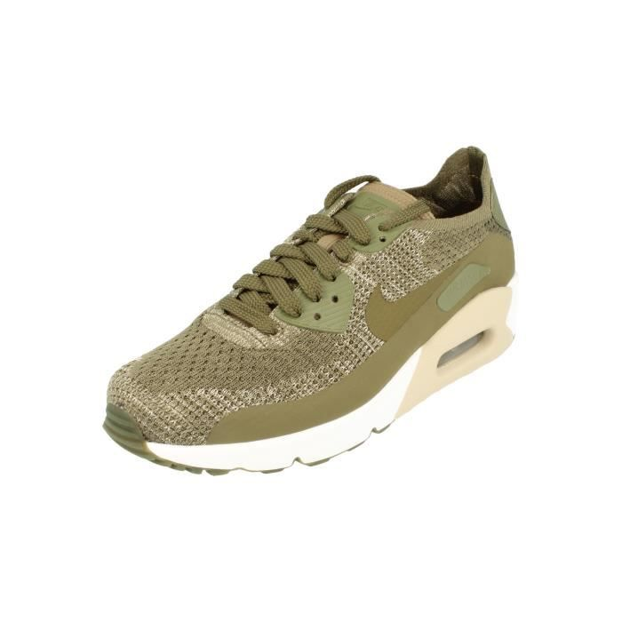 best service a61fb c1e84 BASKET Nike Air Max 90 Ultra 2.0 Flyknit Hommes Running T