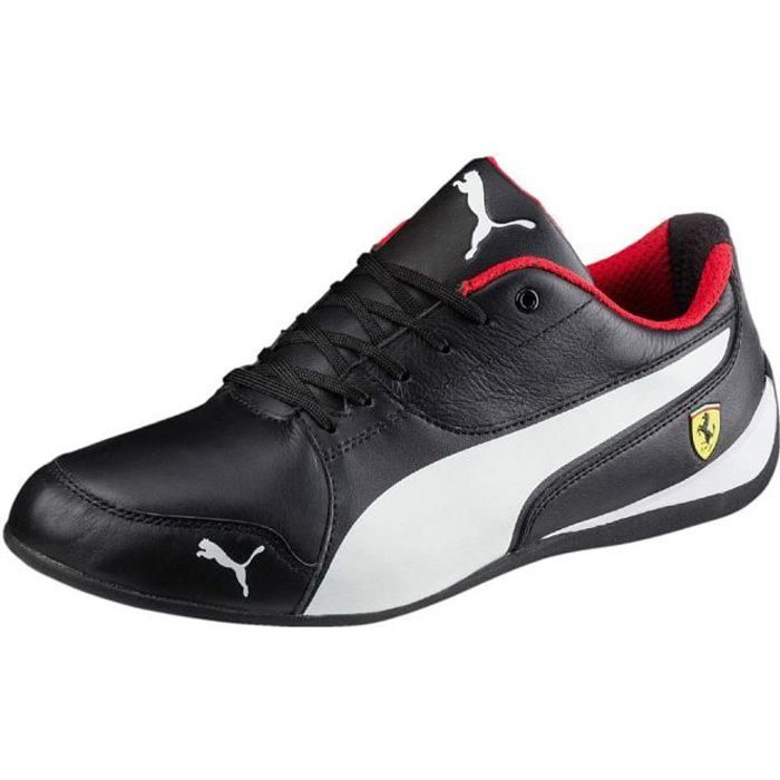 Chaussures homme Baskets Puma Scuderia Ferrari Drift Cat 7