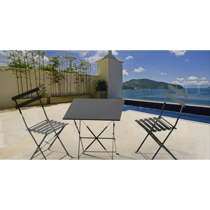 salon de jardin pour 2 personnes. Black Bedroom Furniture Sets. Home Design Ideas