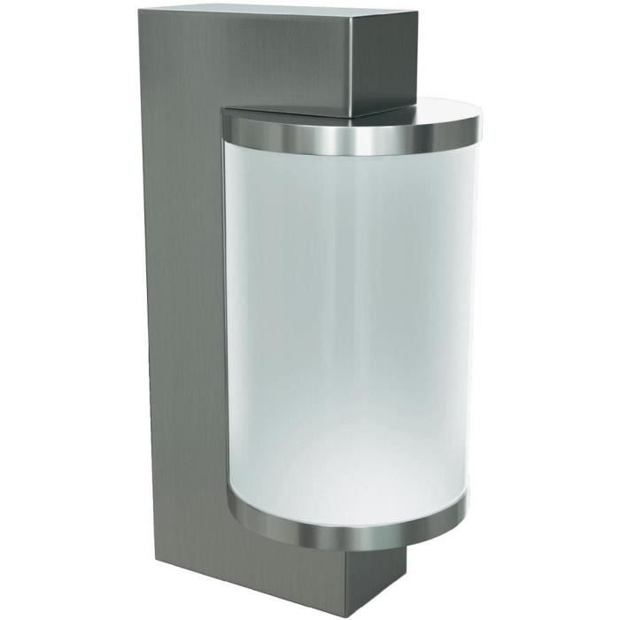 Applique murale d 39 ext rieur noxlite halogen cylinder wall for Hauteur applique murale exterieur
