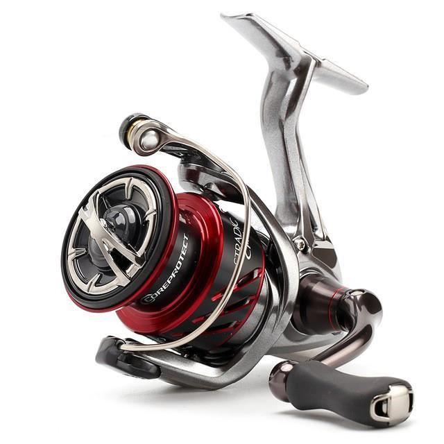 Shimano Stradic Ci4+ 2500 FB Moulinet spinning