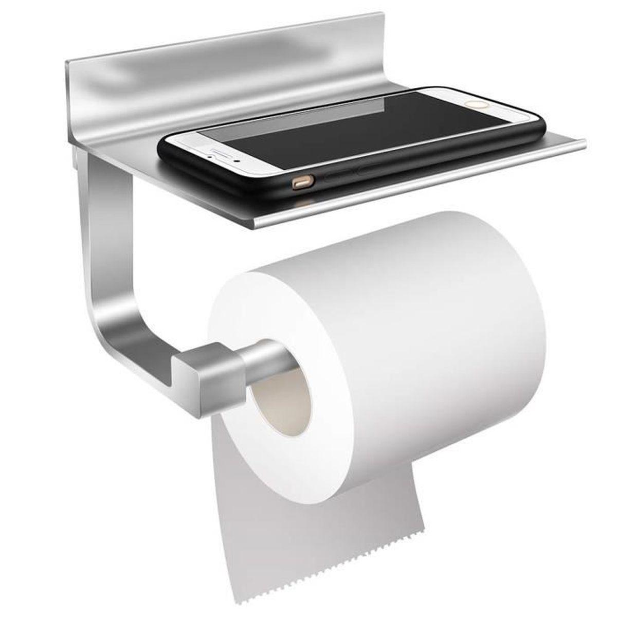 Rangement De Papier Toilette superlove® porte-papier toilette mural support-tissus