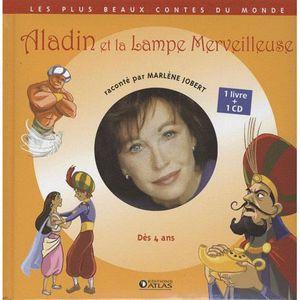 Livre 3-6 ANS Aladin et la Lampe Merveilleuse