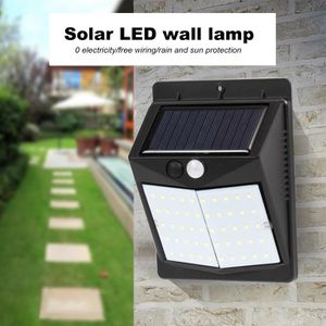 LAMPE DE JARDIN  50 LED Lampe Solaire Extérieure-Eclairage solaires