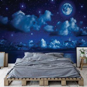 AFFICHE - POSTER Poster Mural Divers  Ciel et nuagesV8 - 368cm x 25