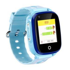 MONTRE Montre téléphone intelligent pour enfants 4G GPS +