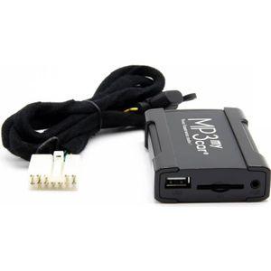 2005 Boitier USB SD AUX MP3 Skoda Fabia Octavia Superb MFD Navi Melody av